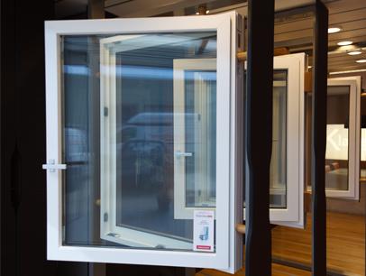 Fenster- und Türenausstellung